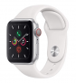 Amazon UK: Apple Watch Series 5 GPS + LTE 40mm für 466€ (statt 527€)