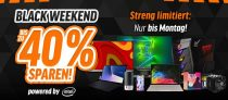 Black Weekend bei Notebooksbilliger | vom 02.08. bis 05.08.