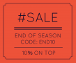 END OF SEASON SALE bei PUMA