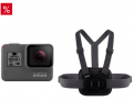 GoPro »HERO Chesty Bundle« Action Cam (Full HD, WLAN (Wi-Fi), Bluetooth) nur 198,99 €statt 259,98 €
