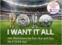 UEFA Champions League 3 Monate gratis | Sky