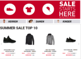 Foot Locker Summer SALE gestartet