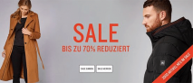 Tom Tailor Sale 70% Rabatt + 35€ Gutschein on the Top z.b.:T-Shirts schon ab 8,99€