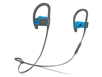 Beats Powerbeats3 Wireless, In-Ear-Headset, Bluetooth, blau