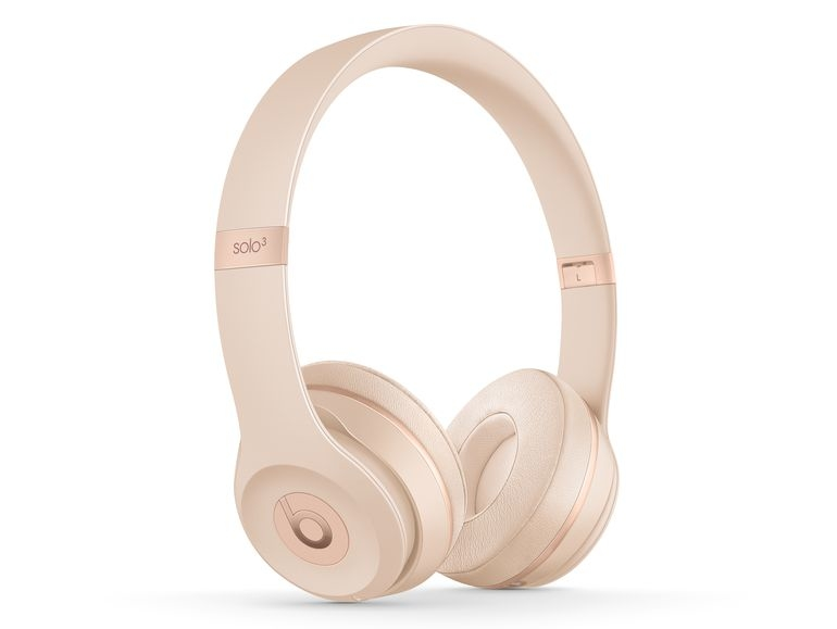 Beats Solo3 Wireless, On-Ear-Headset, Bluetooth, 3,5 mm Klinke