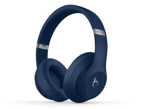 Beats Studio3 Wireless, Over-Ear-Headset, Bluetooth, blau