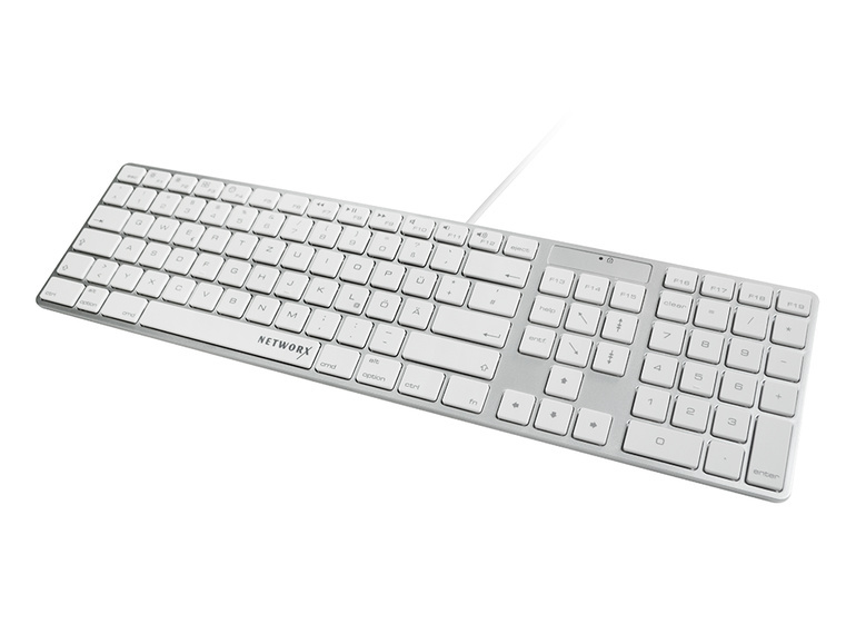 Networx Ultra Slim Tastatur